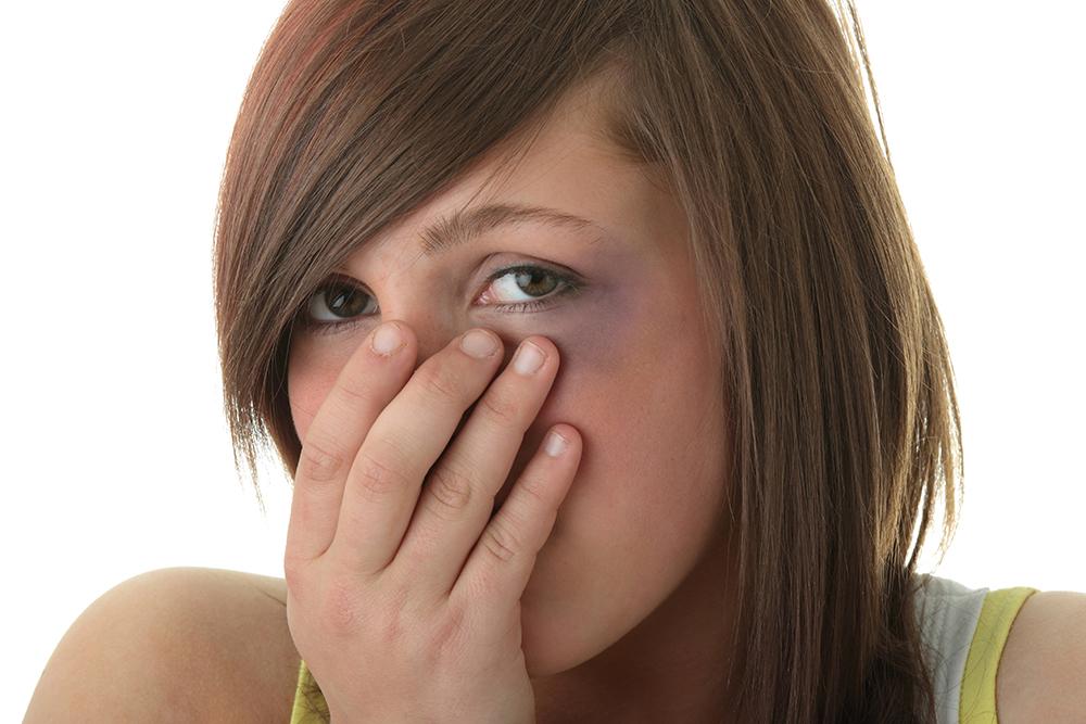Gewalt in Teenagerbeziehungen: Jedes dritte Mädchen ist betroffen