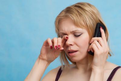 Liebe wird zu Telefonterror