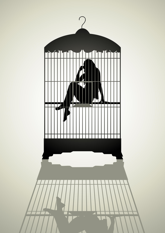 Die Große Liebe wird zum Käfig